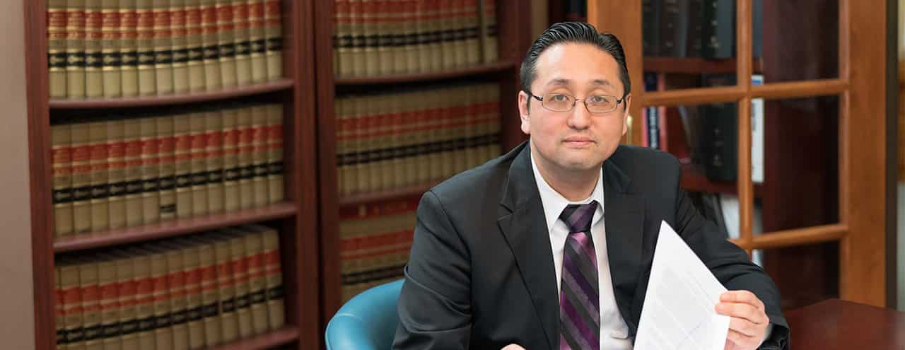 Attorney William Jang